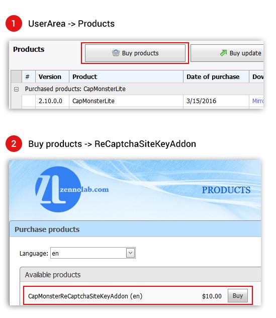 CapMonster 2 new version 2 10 0 0 (16 October 2017) ReCaptcha2